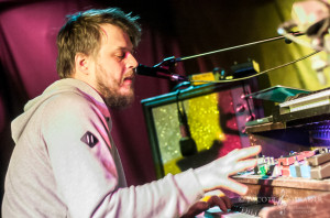 "Marco Benevento shows us his ""Tigerface"""